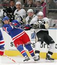Penguins Rangers Hockey