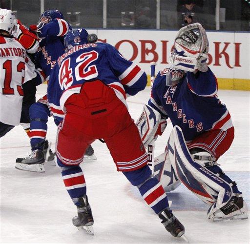 Artem Anisimov, Henrik Lundqvist