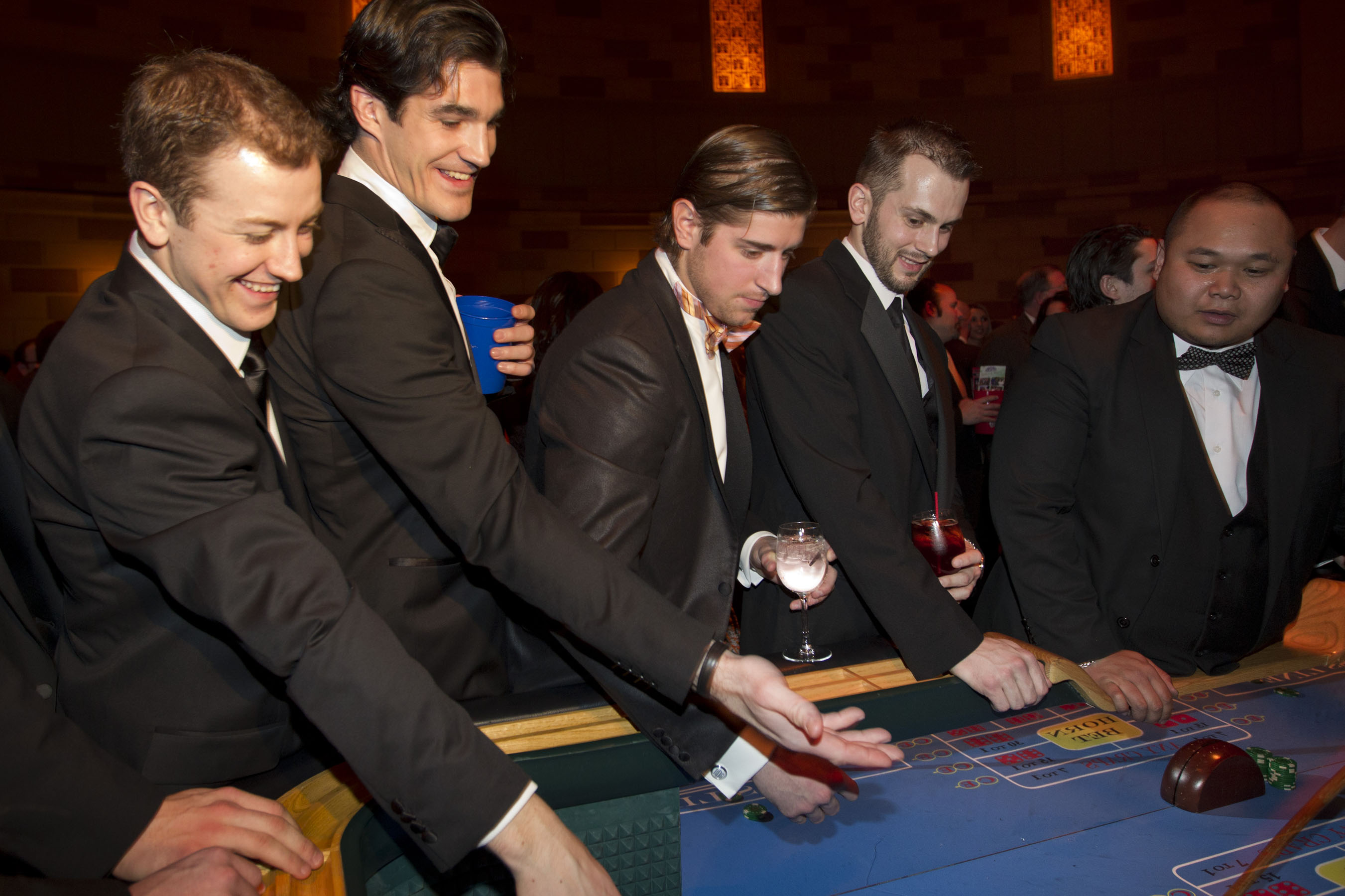 Rangers Casino Night 2011