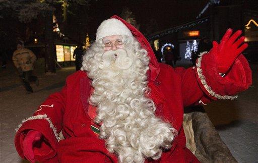 Finland Santa Claus