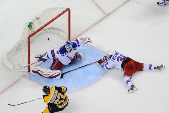 New York Rangers v Boston Bruins - Game One