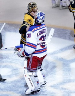 New York Rangers Vs. Boston Bruins At TD Garden