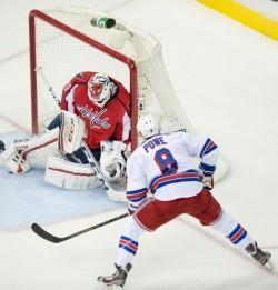 Rangers  v Capitals Game 2
