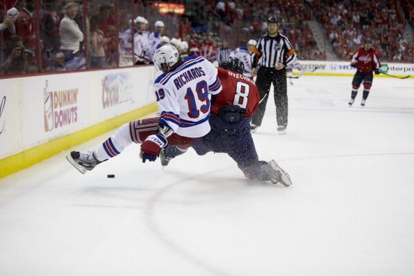 Washington Capitals vs New York Rangers, 2013 NHL Eastern Conference Quarterfinals