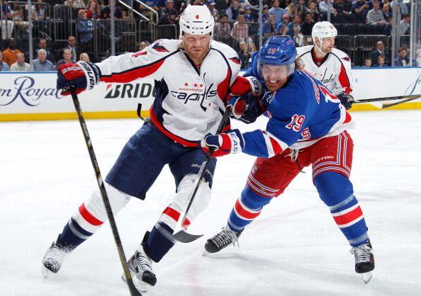 Washington Capitals v New York Rangers - Game Six