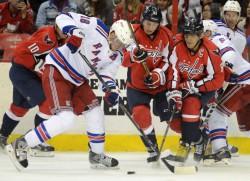 Rangers v Capitals