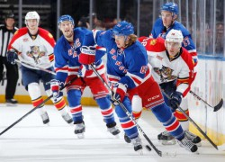 Florida Panthers v New York Rangers