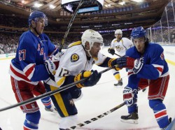 Nashville Predators v New York Rangers