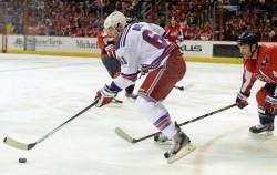 NHL: Rangers v Capitals