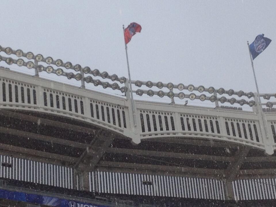 stadium facade