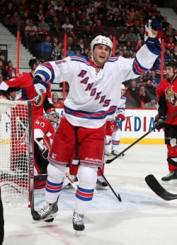 New York Rangers v Ottawa Senators
