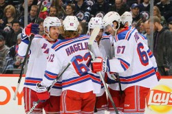 New York Rangers v Winnipeg Jets