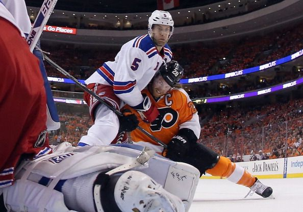 New York Rangers v Philadelphia Flyers - Game Three
