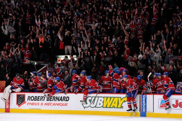 New York Rangers v Montreal Canadiens