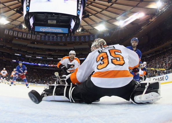 Philadelphia Flyers v New York Rangers - Game Five