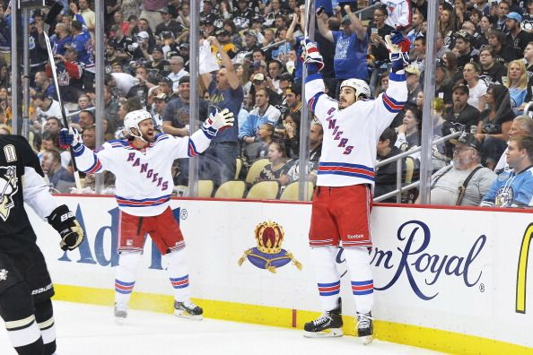New York Rangers  v Pittsburgh Penguins - Game Seven