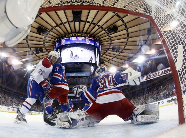 Montreal Canadiens v New York Rangers - Game Three