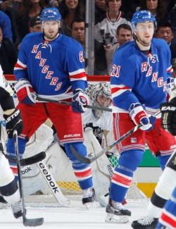 Pittsburgh Penguins v New York Rangers - Game Three