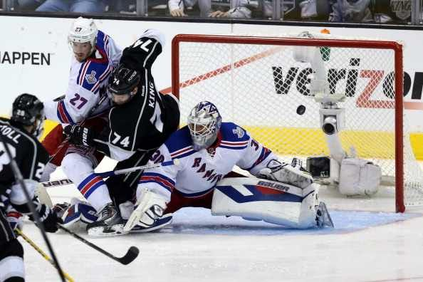 king and Lundqvist