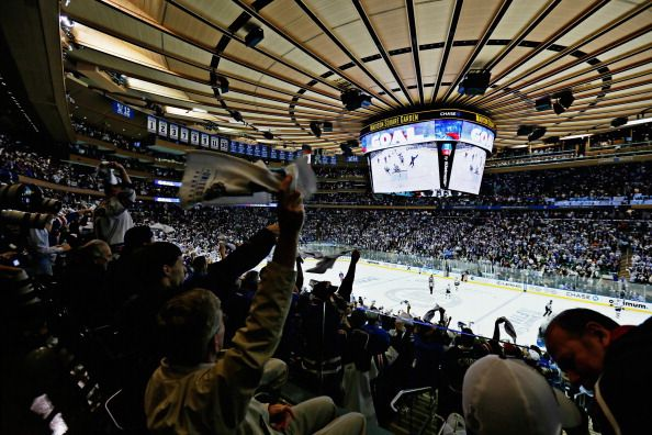 New York Rangers vs Los Angeles Kings, 2014 NHL Stanley Cup Finals