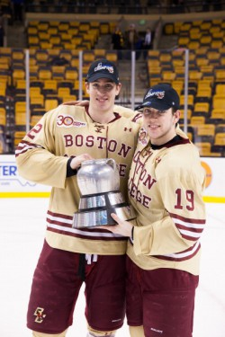2014 Beanpot Tournament - Championship