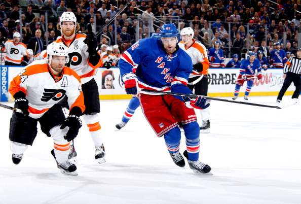 Philadelphia Flyers v New York Rangers - Game Seven