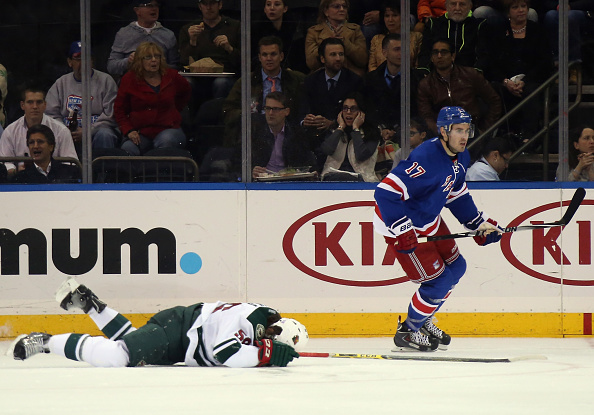 Minnesota Wild v New York Rangers