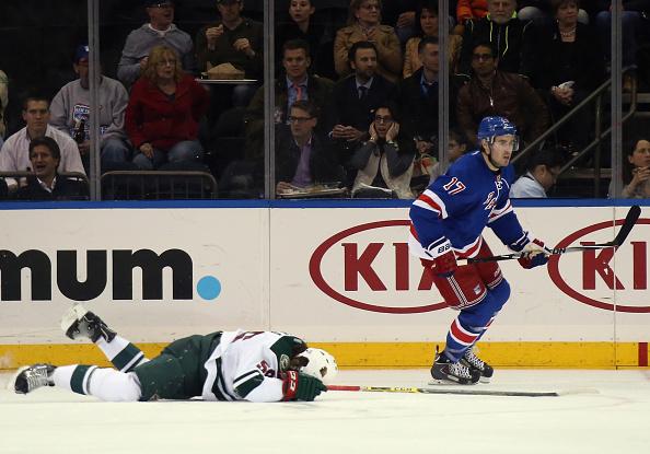 Minnesota Wild v New York Rangers