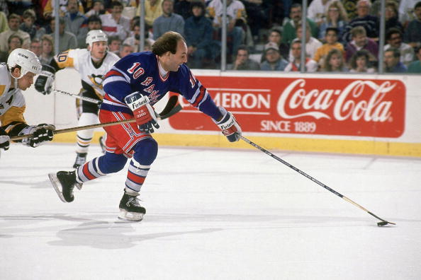 New York Rangers Guy Lafleur