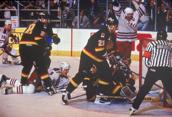 1994 Stanley Cup Finals - Game 7: Vancouver Canucks v New York Rangers