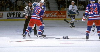 Rangers v Mighty Ducks
