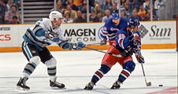 New York Rangers Vs San Jose Sharks
