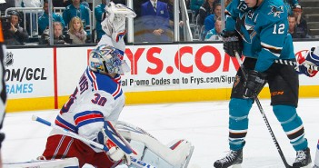 New York Rangers v San Jose Sharks
