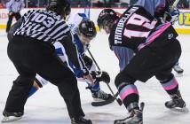 Kootenay Ice v Calgary Hitmen