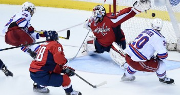 NHL Washington Capitals vs New York Rangers