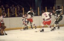 Pete Stemkowski Of The Rangers