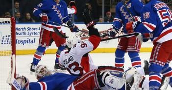 Ottawa Senators v New York Rangers