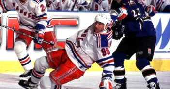 Gretzky Tripped Up