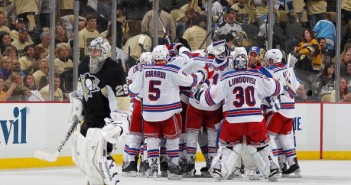 New York Rangers v Pittsburgh Penguins - Game One