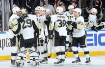 Pittsburgh Penguins v New York Rangers - Game Two