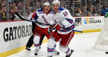 New York Rangers v Pittsburgh Penguins - Game Four