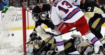 New York Rangers v Pittsburgh Penguins - Game Four