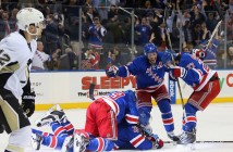 Pittsburgh Penguins v New York Rangers - Game Five