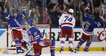 Martin St. Louis, Chris Kreider