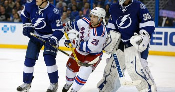 New York Rangers v Tampa Bay Lightning