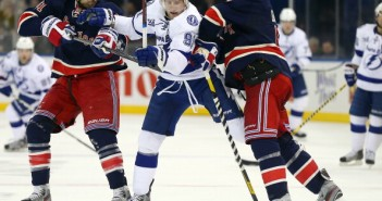 Tampa Bay Lightning v New York Rangers
