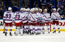 New York Rangers v Tampa Bay Lightning - Game Six