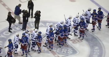 New York Rangers vs Tampa Bay Lightning, 2015 NHL Eastern Conference Finals