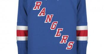 rangers jersey
