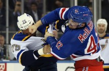 St Louis Blues v New York Rangers